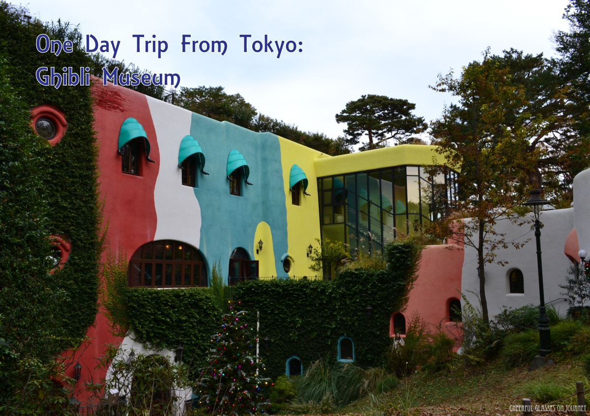 One Day Trip From Tokyo: Ghibli Museum