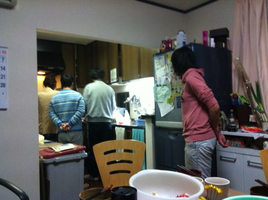 Nabe party