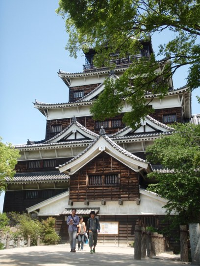 Replica of Hiroshima castle
