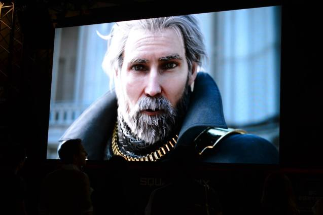 The movie from the FF 15