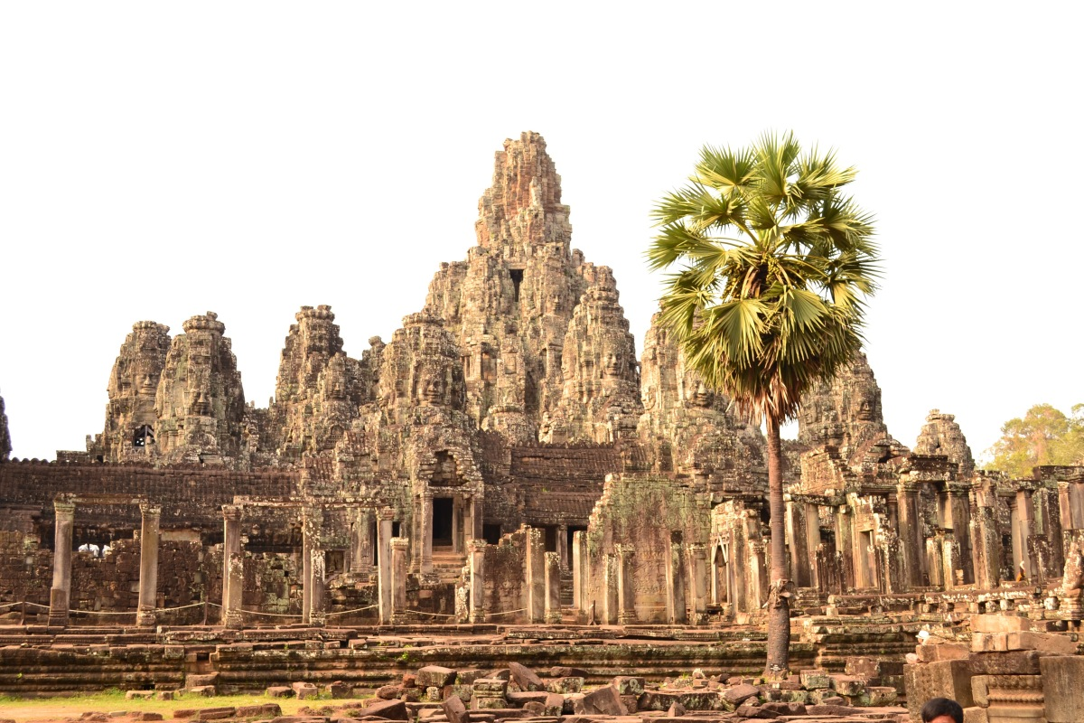 I traveled Cambodia and here's why you should visit there.